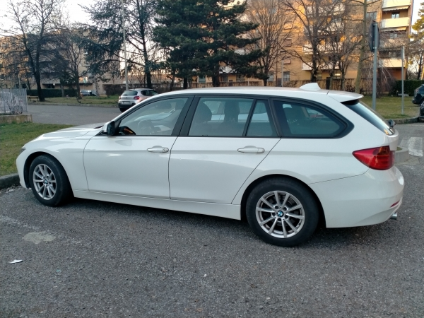 BMW 316 Touring allestimento Business